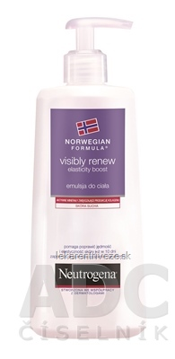 NEUTROGENA NR Visibly Renew telové mlieko 1x250 ml