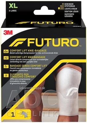 3M FUTURO Comfort bandáž na koleno [SelP] veľkosť XL, (76589) 1x1 ks