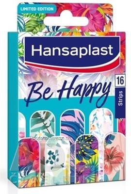 HANSAPLAST Be Happy náplasť (limitovaná edícia 2018) 1x16 ks