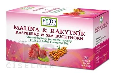 FYTO MALINA & RAKYTNÍK ovocno-bylinný čaj 20x2 g (40 g)
