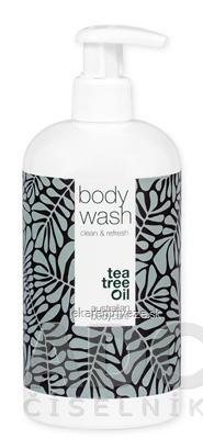 ABC tea tree oil BODY WASH - Tekuté mydlo antibakteriálne 1x500 ml