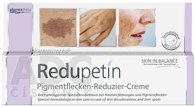 SIB REDUPETIN Špeciálny krém na redukciu pigmentových škvŕn, nočný, 1x20 ml