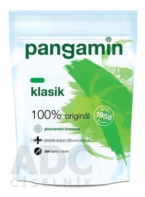 PANGAMIN KLASIK tbl (vrecko) 1x200 ks
