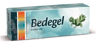 Bedegel ústny gel 1x25 ml