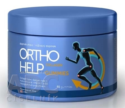 ORTHO HELP COLLAGEN gummies 1x90 ks 3e4b201bd78