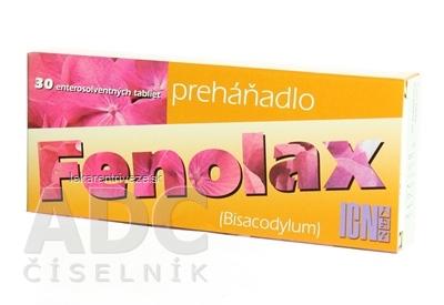 FENOLAX tbl ent 5 mg (blis.) 1x30 ks