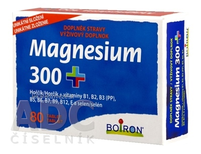 MAGNESIUM 300+ tbl 4x20 ks (80 ks)