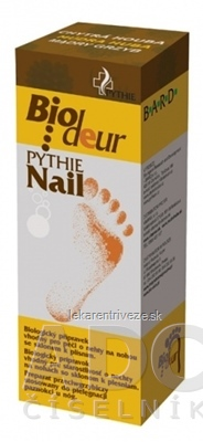 PYTHIE Nail Biodeur tbl eff (múdra huba) 3x3 g