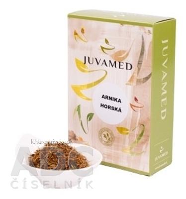 JUVAMED ARNIKA HORSKÁ - KVET bylinný čaj sypaný 1x20 g