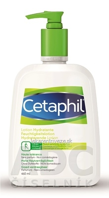 CETAPHIL hydratačné mlieko (Lotion Hydratante) 1x460 ml