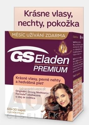 GS Eladen PREMIUM cps 60+30 zdarma (90 ks)