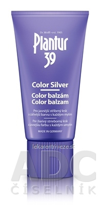 Plantur 39 Color Silver balzam 1x150 ml