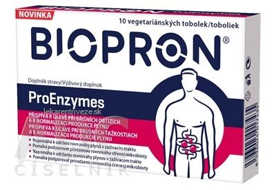 BIOPRON ProEnzymes cps 1x10 ks