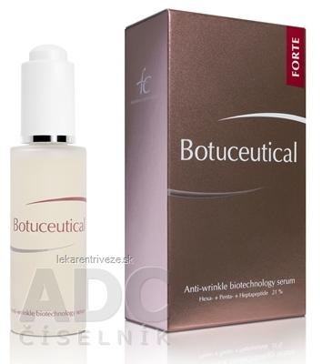 Botuceutical FORTE sérum 1x30 ml