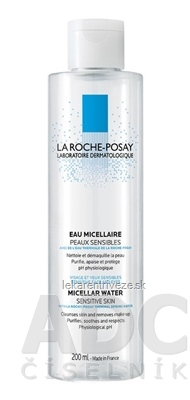 LA ROCHE-POSAY Eau Micellaire sensibles (M0365720) 1x200 ml