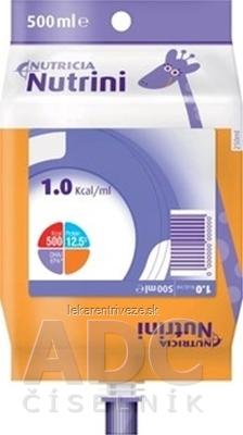Nutrini tekutá výživa (od 1 do 6. rokov) 1x500 ml
