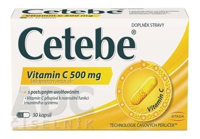 Cetebe cps 1x30 ks