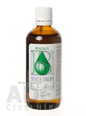 Béres Drops Plus gtt 1x100 ml