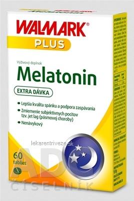 WALMARK Melatonin (inov. obal 2019) tbl 1x60 ks