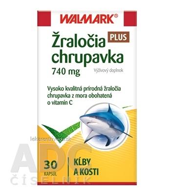 WALMARK Žraločia chrupavka Plus cps 1x30 ks