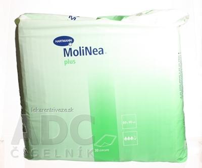 MOLINEA PLUS podložky absorbčné (60x90 cm) 1x30 ks