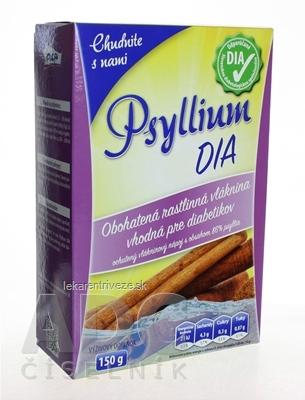 asp Psyllium DIA práškový vlákninový nápoj (86% psyllia) 1x150 g