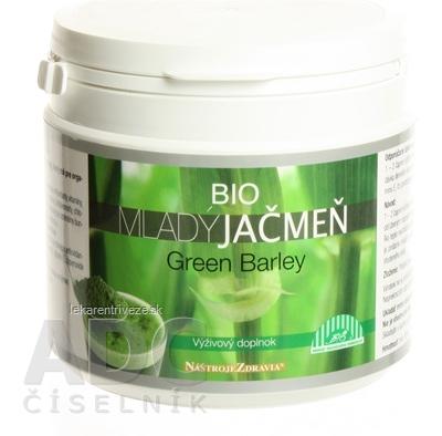 MLADÝ JAČMEŇ BIO Green Barley prášok 1x200 g