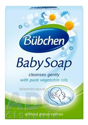 BUBCHEN BABY MYDLO 1x125 g