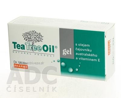 Dr. Müller Tea Tree Oil GEL S VITAMÍNOM E 1x30 ml