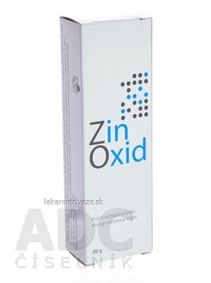 ZinOxid kožný ochranný krém 1x30 g