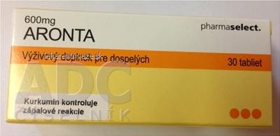 Aronta 600 mg tbl 1x30 ks
