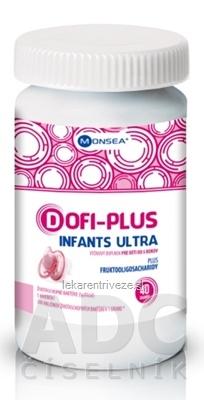 DOFI-PLUS INFANTS ULTRA prášok 1x40 g