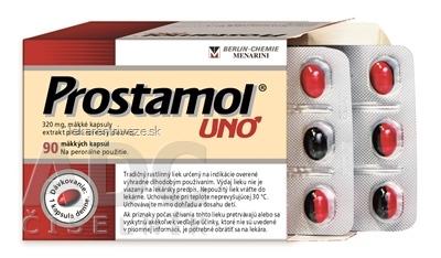 Prostamol uno cps mol 320 mg (blis.PVC/PVDC/Al) 1x90 ks
