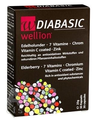 Wellion DIABASIC cps 1x30 ks