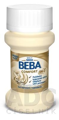 BEBA COMFORT HM-O počiatočná dojčenská výživa (od narodenia) 1x70 ml
