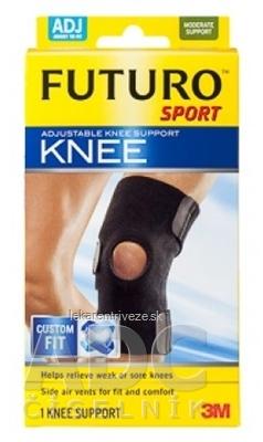 3M FUTURO SPORT bandáž na koleno univerzálna veľkosť (9039), 1x1 ks
