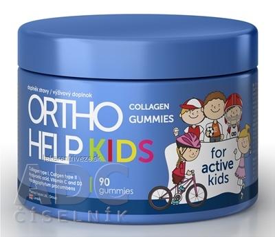 ORTHO HELP KIDS COLLAGEN gummies 1x90 ks