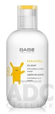 BABÉ DIEŤA Atopický kúpeľový gél (Pediatric Emollient soap, atopic skin) 1x200 ml