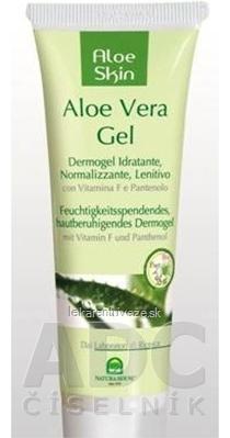 NH - Aloe Skin Aloe Vera gél s vit. F a pantenolom gél (hydratačný, regeneračný, upokojujúci) 1x50 ml