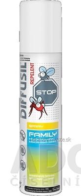 DIFFUSIL REPELENT FAMILY SPRAY 1x100 ml