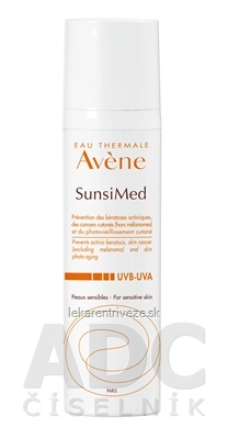 AVENE SUNSIMED 1x80 ml