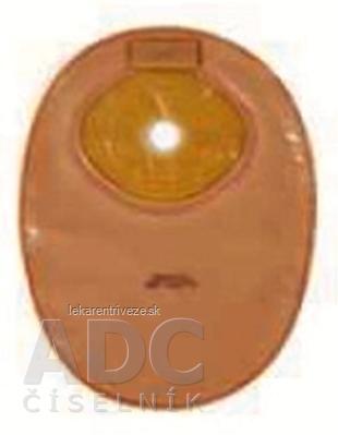 ESTEEM+ Vrecko stomické jednodielne, uzavreté, priehľadné, stredné, 60/70 mm, 1x30 ks