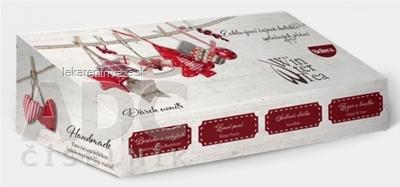Biogena Winter Tea Vianočná kolekcia kolekcia 4 druhov ovocno-bylinných čajov 1x60 ks
