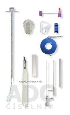 FLOCARE PEG SET CH18 ENFit (súprava pre perkutánnu endoskopickú gastrostómiu) 1x1 set
