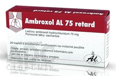 Ambroxol AL 75 retard cps plg 75 mg 1x20 ks