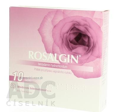 ROSALGIN gro vag 500 mg (vrecúška) 1x10 ks