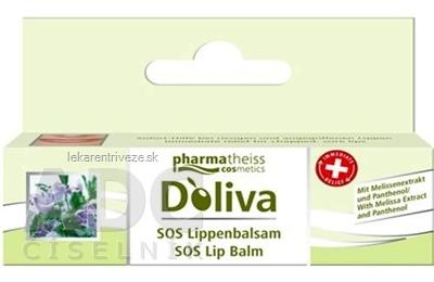 DOLIVA SOS BALZAM NA PERY 1x7 ml