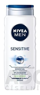 NIVEA MEN Sprchový gél SENSITIVE 1x500 ml