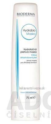 BIODERMA Hydrabio MASKA pleťová maska 1x75 ml