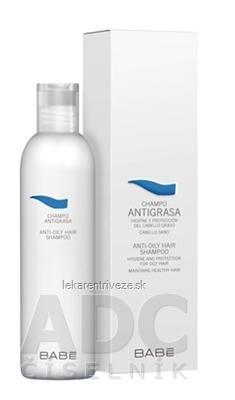 BABÉ VLASY Šampón na mastné vlasy (Anti-Oily Shampoo) 1x250 ml
